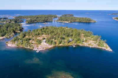 Jumbo Island - Georgian Bay, Ontario , Canada - Private ...