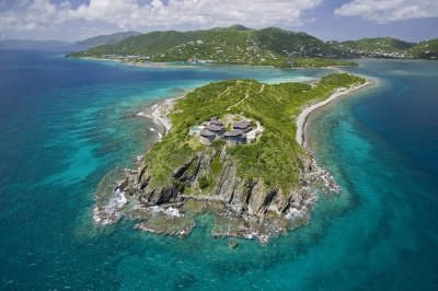 Buck Island - British Virgin Islands, Caribbean - Private ...