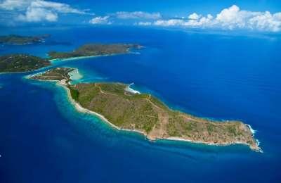 Big Scrub Island - British Virgin Islands , Caribbean ...