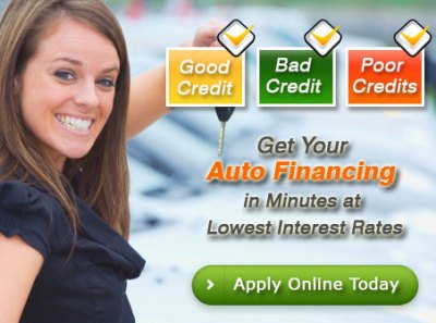 Get Zero Down Bad Credit Auto Loans Approval -- carloans ...