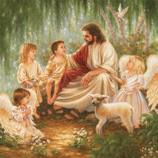 """New Book """"Heaven's Angels"""" Teaches Christian Family Values ..."""