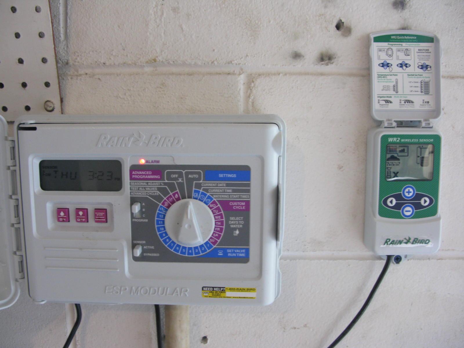 Sprinkler Solenoid Wiring Diagram