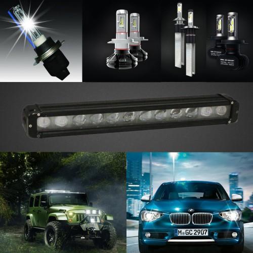 Led Light Bar Packages