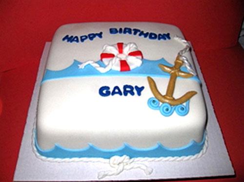 Happy Birthday Amazing Cake