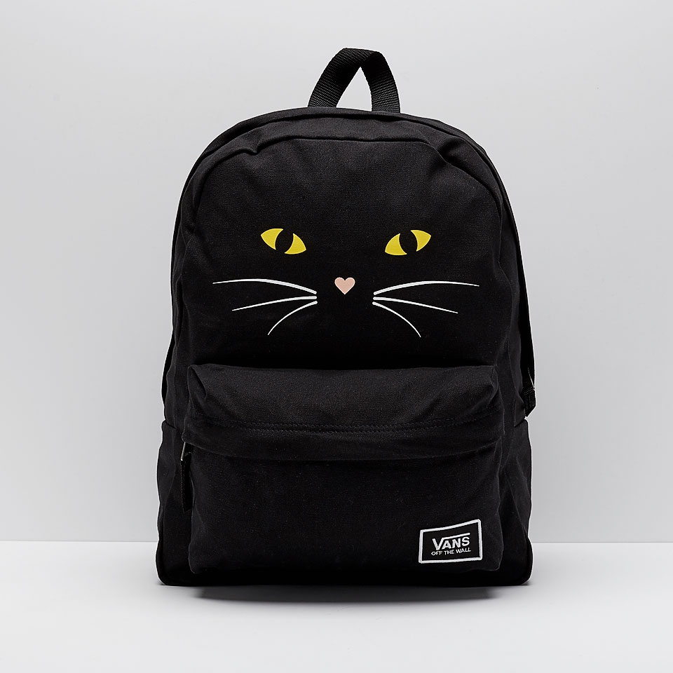 Bags Amp Luggage Vans Realm Classic Backpack Black Cat