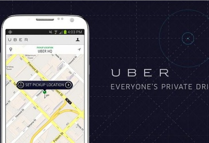Uber Partner App Android