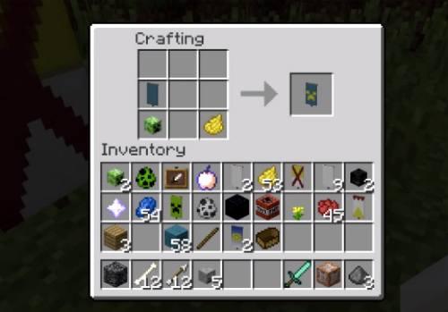 Rainbow Minecraft Banner Design Recipes