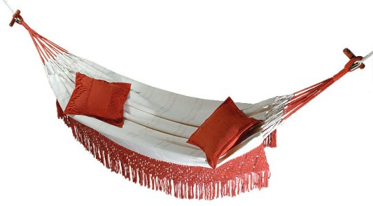 Handmade colombian Hammocks made with cotton  Online sale of exotic     Macrame   Cotton Hammock