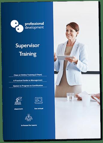 Supervisor Training Courses Ireland