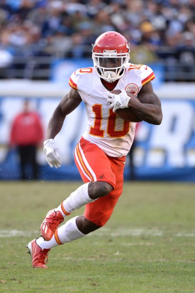 Tyreek Hill - Pro Football Rumors