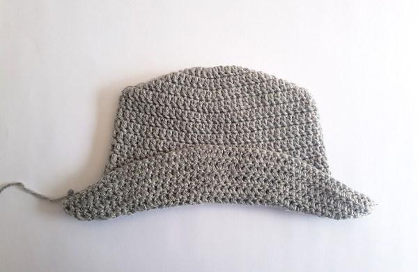 cowboy hat crochet sombrero vaquero pattern # 92