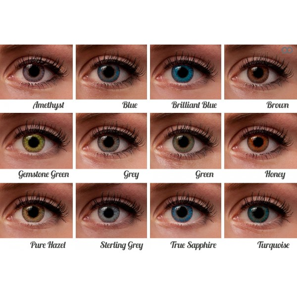 Colored Contacts Multifocal