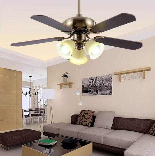 How to install a ceiling fan     Protol