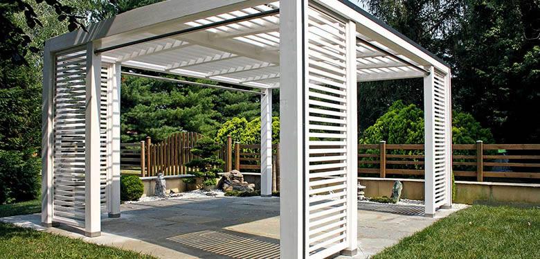 Scopri La Gamma Di Gazebo Di Proverbio Outdoor Design
