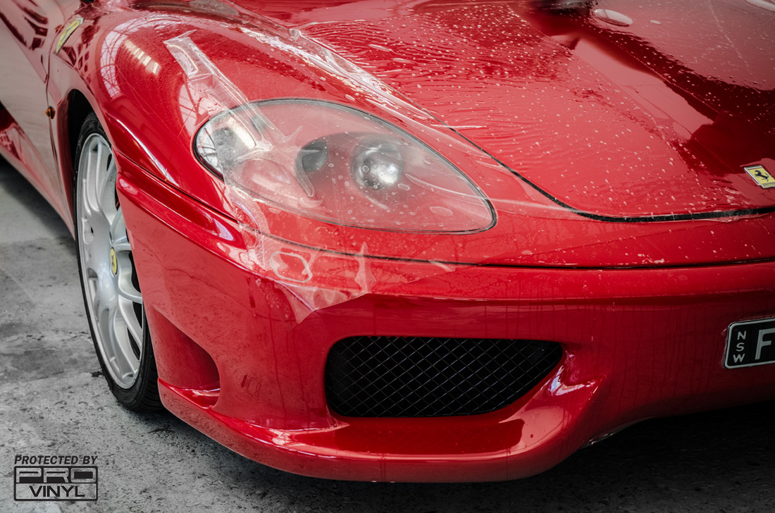 Protection Automotive Paint