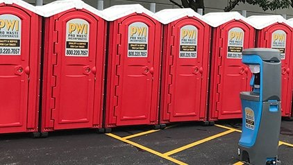 portable toilet rental chicago