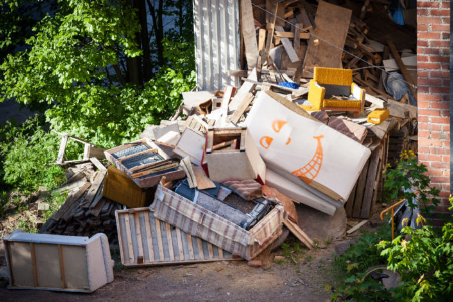 Junk Removal: Help for Property Managers