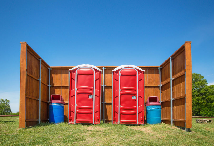 porta potty rental chicago