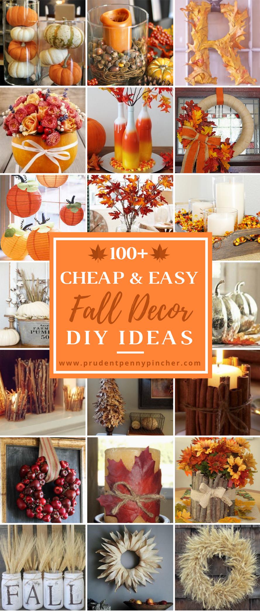 Easy Cheap Home Decor Ideas