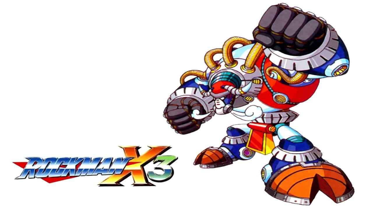 Megaman X3 Boss Weaknesses