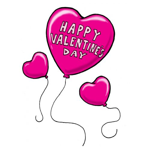 Valentine's Clipart - PTO Today