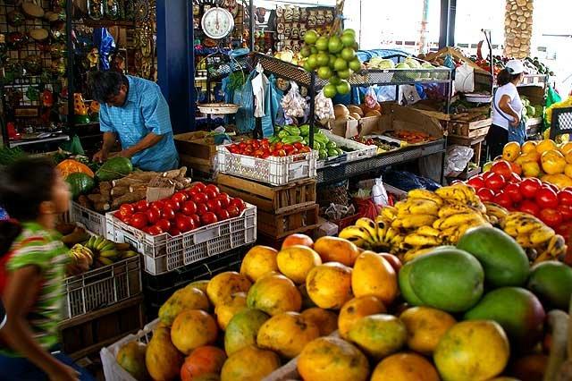 Fresh Market Panama City