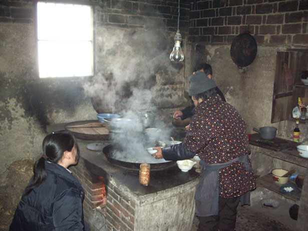 Chinese Kitchen Free Stock Photo Public Domain Pictures