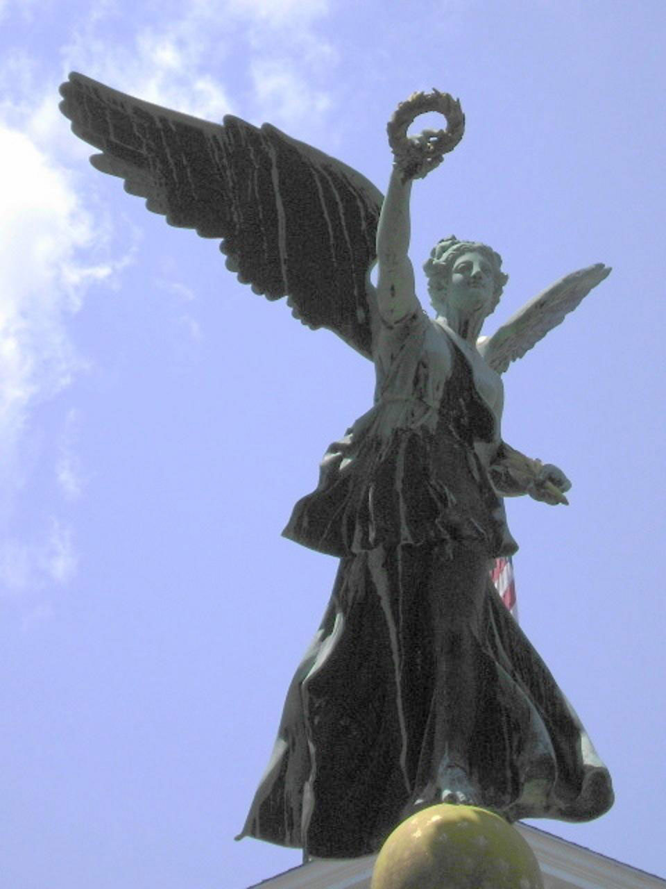 Winged Victory Free Stock Photo Public Domain Pictures