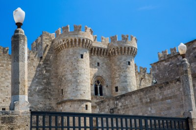 Rhodes Castle Free Stock Photo - Public Domain Pictures