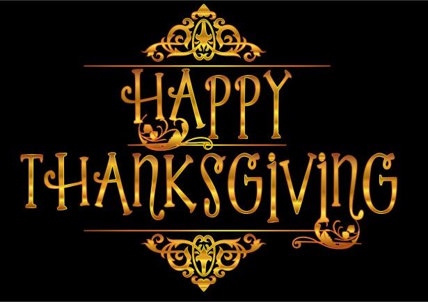 Black And Background Religious White Thanksgiving