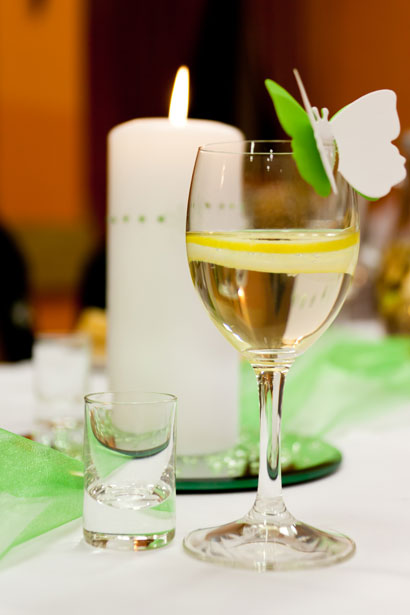 Glass Of Wine With A Candle Free Stock Photo Public