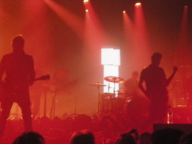 Concert Red Lights Free Stock Photo Public Domain Pictures