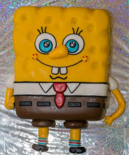 Spongebob Cake Free Stock Photo Public Domain Pictures