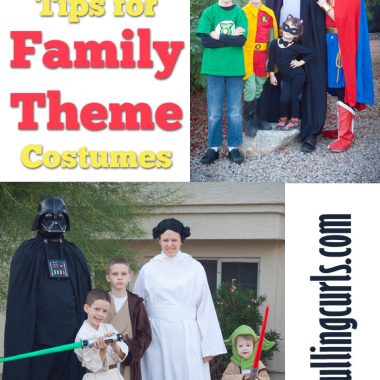 A Family Halloween theme can be a fun way to enjoy Halloween together.