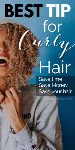 My best tip for curly hair. via @pullingcurls