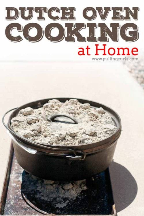 These tips for dutch oven cooking will have you moving all your hot dishes into your backyard this summer. Super easy, efficient and keeps your house cool!