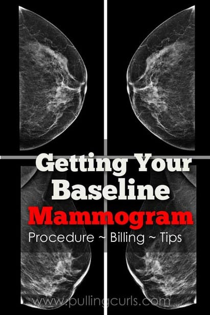 Mammogram tips | getting your | stuff | first | screening | what to expect | call back via @pullingcurls