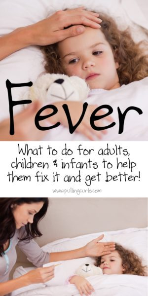 fever and vomiting