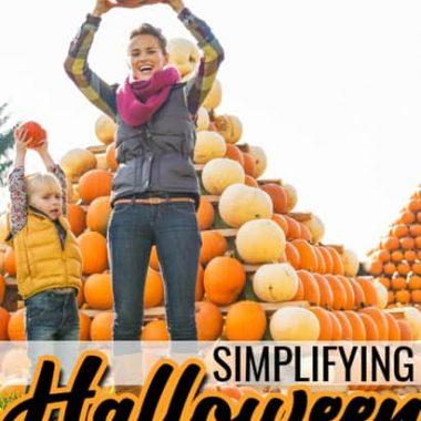 simplify Halloween