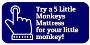 review of 5 little monkeys mattress