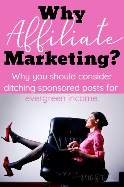 Why should a blogger do affiliate marketing?