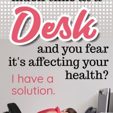 Desk Cycle for Weight Loss Review: Plus a Flexispot Coupon Code