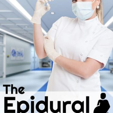 What does an epidural look like?
