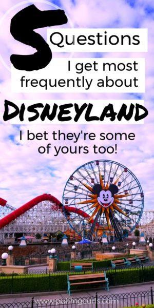 Disney quesitons