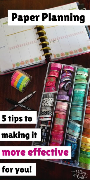 Here are 5 of my top planner tips. Creating an organized planner that is centered around YOU will give you priorities and plans that you're currently dreaming about. via @pullingcurls