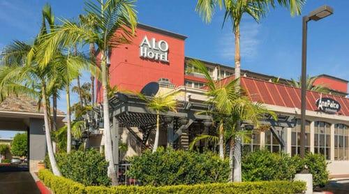 Alo hotel near Disneyland