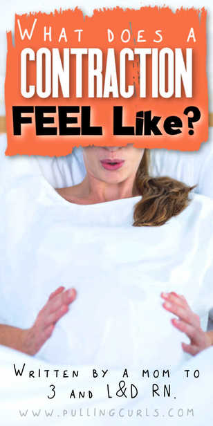 What should I expect contractions to feel like? via @pullingcurls