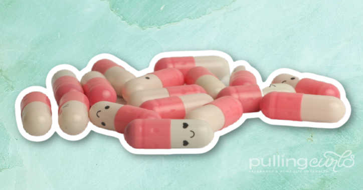 Pills with smiles