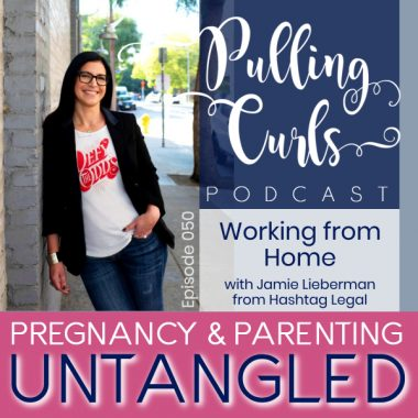 Working at Home with Jamie Lieberman from Hashtag Legal — PCP 050