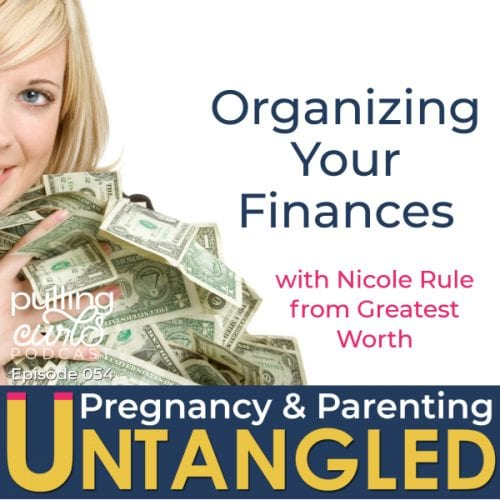 Organizing your finances with Nicole Rule from Greatest Worth